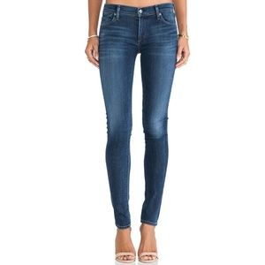 COH Citizens of humanity denim 25 skinny blue jean